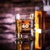 Opinia dla Old no. - szklanka grawerowana na urodziny