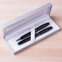 Zestaw grawerowany - długopis oraz pióro